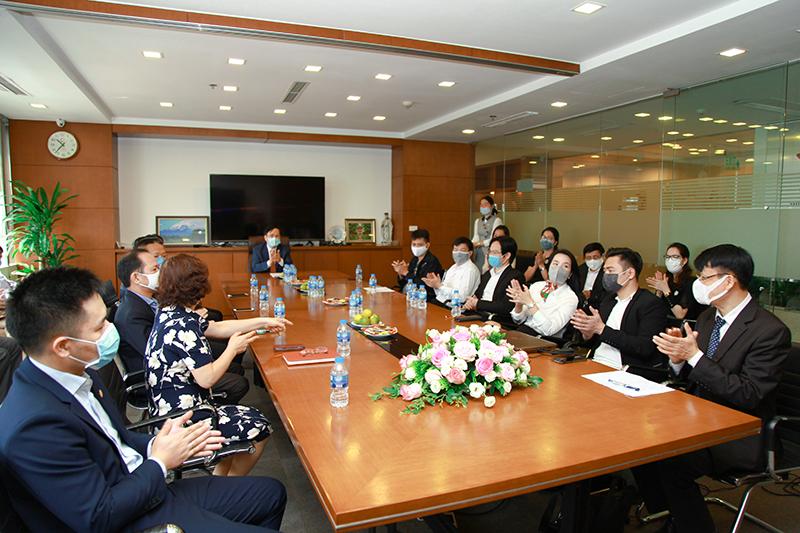 GFS ký kết hợp đồng tư vấn dịch vụ với Golden Sun Lasen Việt Nam