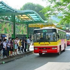 Hà Nội sẽ huy động gần 1.000 tỷ đồng xây dựng 600 nhà chờ xe buýt tiêu chuẩn châu Âu