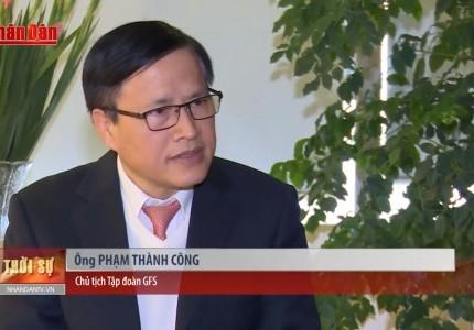 GFS gặp Ban Bí thư Trung ương Đảng gặp mặt trí thức, văn nghệ sĩ nhân dịp Xuân Mậu Tuất 2018