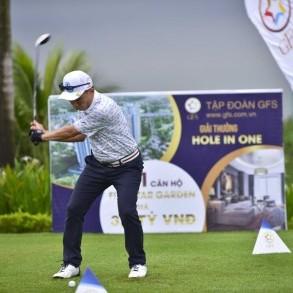 Giải vô địch Golf Hà Nội - GFS Cup khai mạc với giải thưởng hàng tỷ đồng