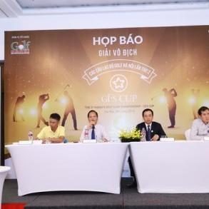 408 golf thủ tranh giải vô địch các Câu lạc bộ Golf Hà Nội lần thứ 2 - GFS Cup
