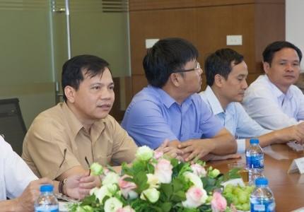 Gặp mặt thoả thuận hợp tác giữa GFS & Huyện Lang Chánh
