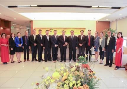 Tập đoàn GFS ký kết biên bản ghi nhớ với Tập Đoàn Kiến Công, Tỉnh Hồ Nam, Trung Quốc