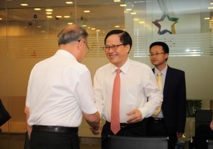 Kênh TTXVN - Lễ ký thoả thuận hợp tác giữa Tập đoàn GFS và Tập đoàn Sunward