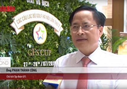 Giải Vô địch các CLB Golf Hà Nội lần thứ 2 – GFS Cup